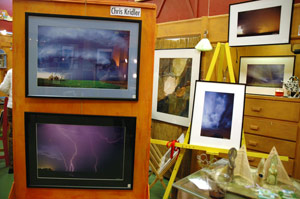 Chris Kridler photography at Black Dog Gallery
