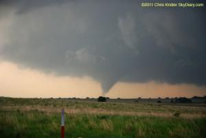 Oklahoma tornado May 21, 2011