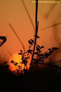 Sunrise in Oklahoma. Photo by Chris Kridler, chriskridler.com