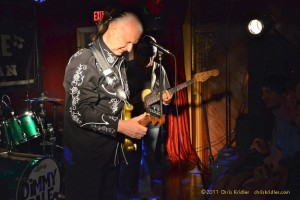 Dick Dale performs