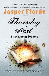 'Thursday Next: First Among Sequels'