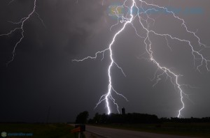 24 May 2012 Kansas lightning