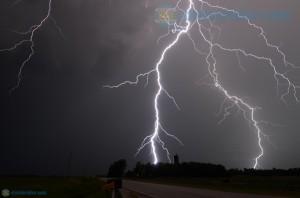 24 May 2012 Kansas lightning