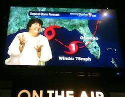 Fake forecasting