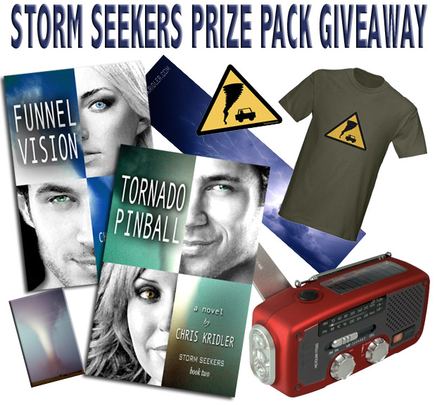 STORM SEEKERS PRIZE PACK