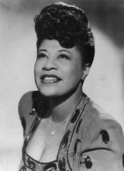 "Ella Fitzgerald's infuses warmth and romance into the stormy ""Isn't This a Lovely Day?"""