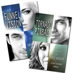 Storm Seekers novels