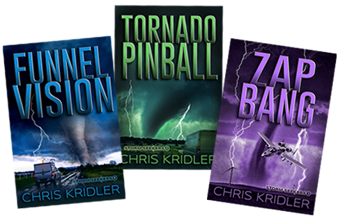 Storm Seekers Series storm-chasing adventures
