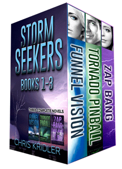 The Storm Seekers Trilogy Boxed Set: 3 Complete Novels
