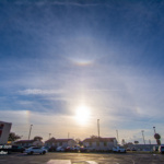 10 February 2021: Sun halos in central Florida