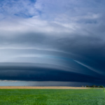 26 May 2021: Kansas mothership supercell and atmospheric beauty