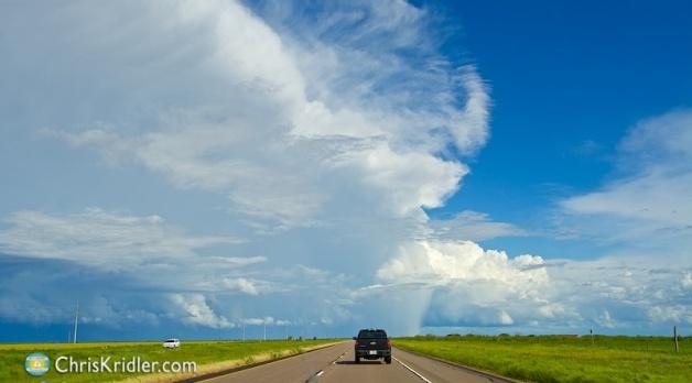 13 May 2015: Tornado at Guthrie, Texas