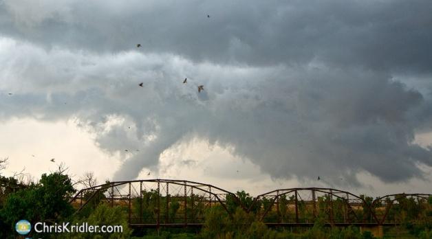 27 May 2015: Canadian, Texas, tornadoes