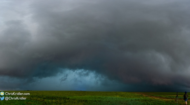 30 May 2021: A bear and a tornado in New Mexico